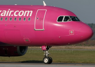 HA-LPE - Wizz Air Airbus A320