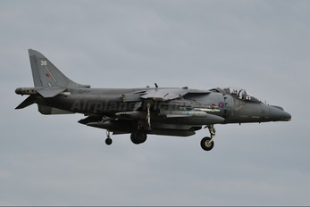 ZD409 - Royal Air Force British Aerospace Harrier GR.7