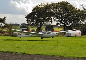G-CGBB - Edinburgh University Gliding Club Schleicher ASK-21