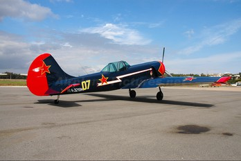 RA-3219K - Aero Algarve Yakovlev Yak-50