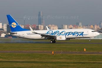 5B-DBU - Eurocypria Airlines Boeing 737-800