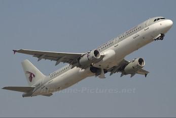 A7-ADT - Qatar Airways Airbus A321