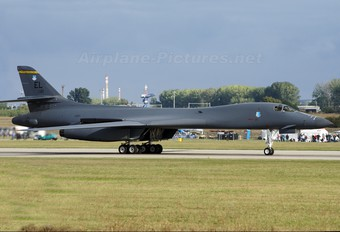 86-0121 - USA - Air Force Rockwell B-1B Lancer