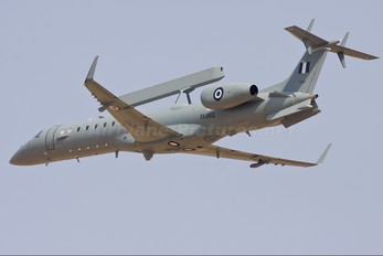 729 - Greece - Hellenic Air Force Embraer EMB-145H AEW&C