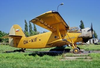 OK-KIF - Slovair Antonov An-2