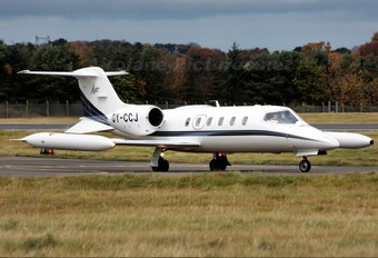 OY-CCJ - North Flying Learjet 35