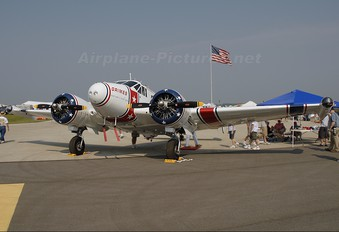 N8640E - Private Beechcraft C-45H Expeditor