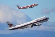 HS-TGT - Thai Airways Boeing 747-400 aircraft