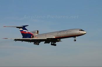 RA-85642 - Aeroflot Tupolev Tu-154M