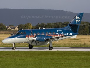 G-FARA - Highland Airways Scottish Aviation Jetstream 31