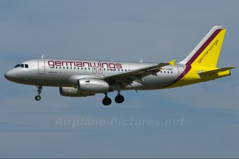 D-AGWH - Germanwings Airbus A319