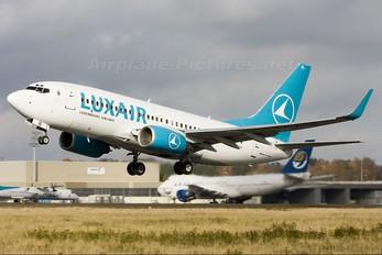 LX-LGR - Luxair Boeing 737-700