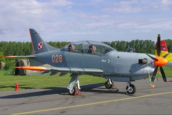 028 - Poland - Air Force PZL 130 Orlik TC-1 / 2