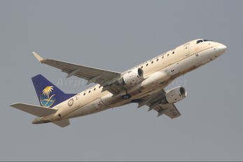 HZ-AEM - Saudi Arabian Airlines Embraer ERJ-170 (170-100)