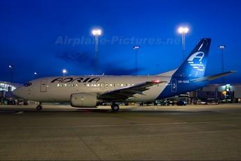 UR-GAS - Adria Airways Boeing 737-500