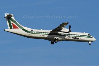 I-ATSM - Alitalia Express ATR 72 (all models)