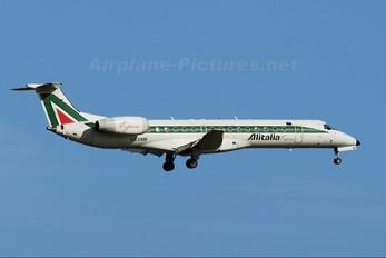 I-EXMB - Alitalia Express Embraer ERJ-145