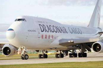 B-KAH - Dragonair Cargo Boeing 747-400BCF, SF, BDSF