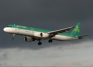 EI-CPE - Aer Lingus Airbus A321
