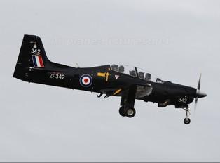 ZF342 - Royal Air Force Short 312 Tucano T.1