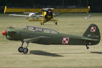 SP-YYY - Polish Eagles Foundation Yakovlev Yak-18