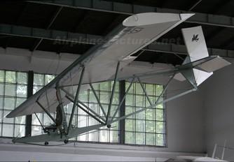 SP-447 - Aeroklub Polski WS Wrona bis