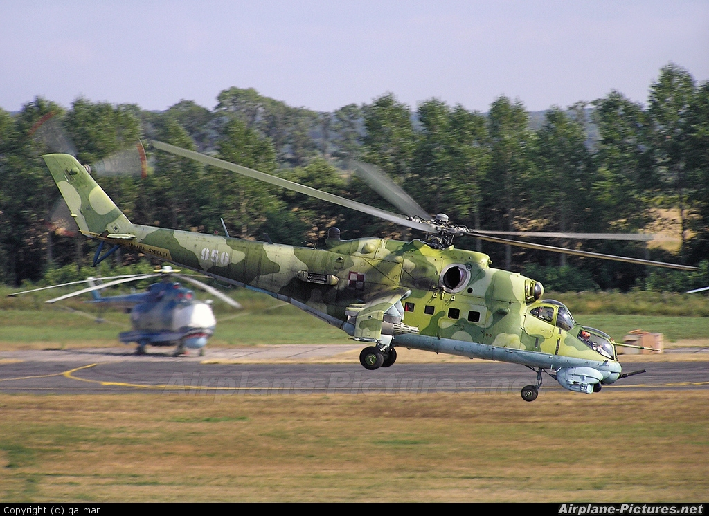 Poland - Army 956 aircraft at Off Airport - Poland