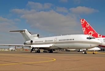 VP-BAA - Private Boeing 727-100