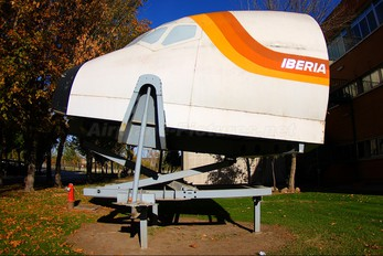 - - Simulator McDonnell Douglas DC-9