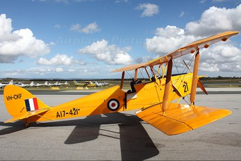 VH-CKF - Private de Havilland DH. 82 Tiger Moth