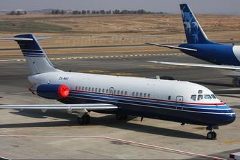 ZS-MNT - Private Douglas DC-9