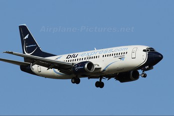 EI-DVY - Blue Panorama Airlines Boeing 737-300