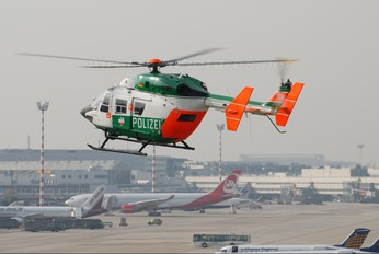 D-HNWK - Germany - Police Eurocopter BK117