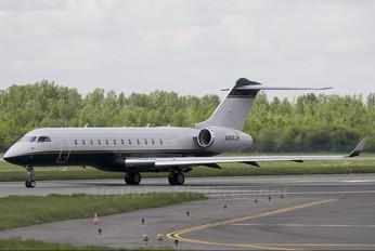 N906JW - Private Bombardier BD-700 Global Express
