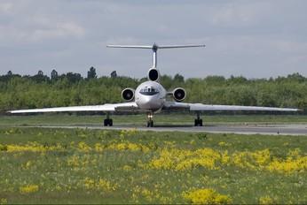 RA-85135 - Aeroflot Tupolev Tu-154M