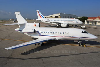 F-RAFP - France - Air Force Dassault Falcon 900 series