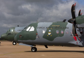 2807 - Brazil - Air Force Casa C-105A Amazonas