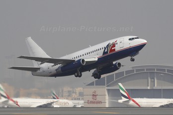 A6-PHF - AVE Boeing 737-200