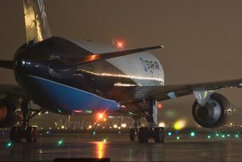 OY-SLR - Maersk Boeing 767-200F