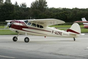 F-AZRE - Private Cessna 195 (all models)