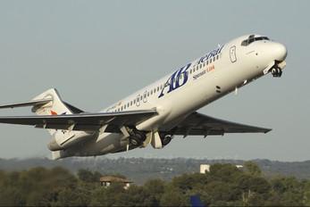 EC-HUZ - AeBal Boeing 717