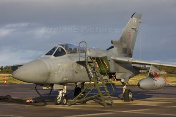 ZE969 - Royal Air Force Panavia Tornado F.3