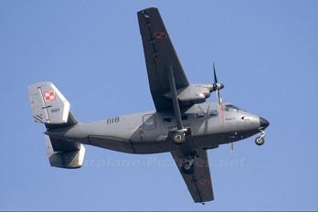1118 - Poland - Navy PZL M-28 Bryza