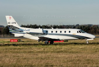 OE-GPN - ABC Bedarfsflug Cessna 560XL Citation Excel