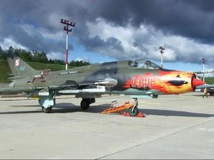 9308 - Poland - Air Force Sukhoi Su-22M-4