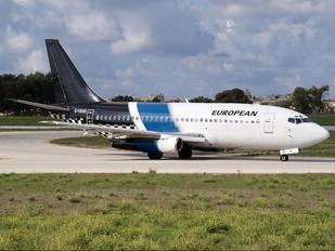 G-CEAE - European Aircharter Boeing 737-200