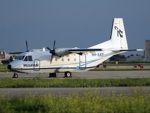 9H-AAP - Medavia Casa C-212 Aviocar