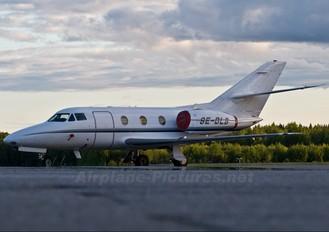 SE-DLB - Private Dassault Falcon 100