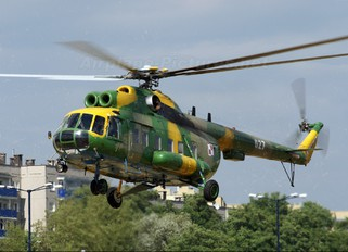 627 - Poland - Air Force Mil Mi-8