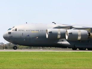A41-206 - Australia - Air Force Boeing C-17A Globemaster III
